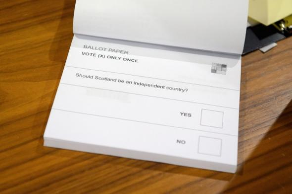 Scottish Ballot